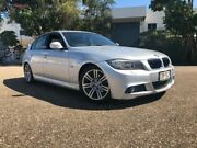 2010 BMW 320i E90 MY10.5 Lifestyle Steptronic Silver 6 Speed Sports Automatic Sedan Woodridge Logan Area Preview