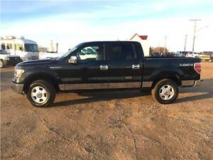12 Ford F-150 XLT Crew New tires 99kms We Finance Warranty