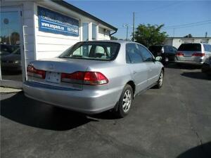 2002 Honda Accord Sdn SE Kitchener / Waterloo Kitchener Area image 4
