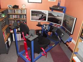 Nixim Racing Simulator Cockpit