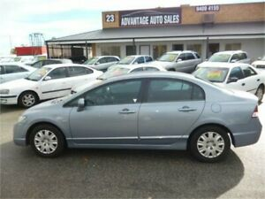 2006 Honda Civic 7th Gen GLi Blue 4 Speed Automatic Sedan Wangara Wanneroo Area Preview