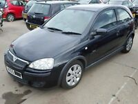 Breaking corsa c sxi 2005 all parts available 07594145438