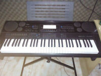 Casio ctk 7200 Electric Keyboard great full working order
