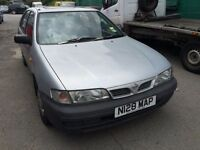 Nissan Almera automatic, starts and drives, does export, car located in Gravesend Kent, no MOT, any