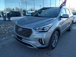 2017 Hyundai SANTA FE XL XL AWD Luxury 6 Pass Navigation Panoram