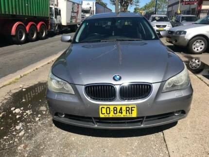 2004 BMW 5 Sedan Smithfield Parramatta Area Preview