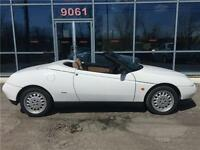 1996 alfa romeo gtv spider 2.0 twin spark cabriolet 2 seater