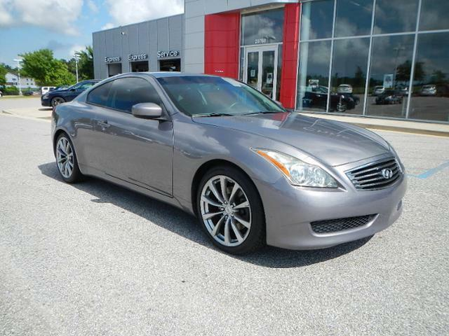 Infiniti : Other 2dr Base 2dr Base 3.7L CD Leather Seats Power Driver Seat Power Passenger Seat Tilt Wheel