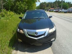 2013 Acura TL - Certified