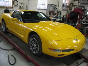 2003 Chevrolet Corvette Z06 Supercharged! Thousands Invested!