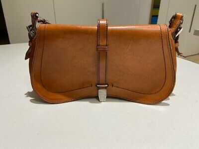 PRADA vintage saddle bag