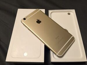GOLD Apple iPhone 6S PLUS LTE 16 GB in Box - ROGERS / CHATR