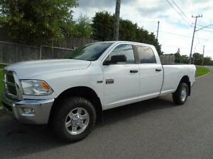 2012 Ram 2500 SLT 5.7 v8 x4x4 8 FOOT BOX BACK UP CAMERA