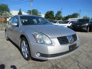 2005 Nissan Maxima 3.5 SE SUNROOF, LEATHER 6months warranty!