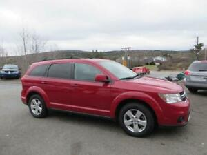 129$ BI WKLY 7 PASSENGER 2012 Dodge Journey SXT, SUNROOF!