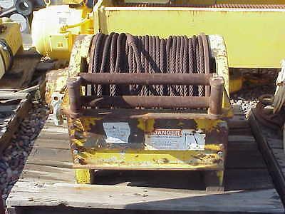 Braden 2 Speed Hydraulic Winch C-2-h-16