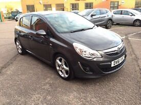 Vauxhall corsa 2011 petrol full service history manual 1.4 low Milage