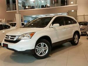 2011 Honda CR-V EX-L 4WD-NAVIGATION-REAR CAM-LEATHER-SUNROOF
