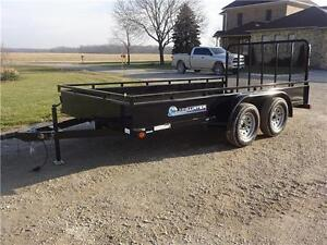 2016 Load Trail SOLID SIDE UTILITY! CALL NOW! London Ontario image 6