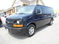 2008 CHEVROLET Express LS 8Passenger 5.3L V8 ONLY 95,000KMs