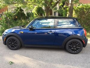 2016 MINI Mini Cooper Sports Package Hatchback