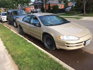 1998-2004 Chrysler Intrepid ES  Parting out