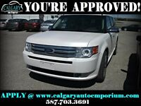2009 Ford Flex Limited $99 DOWN EVERYONE APPROVED