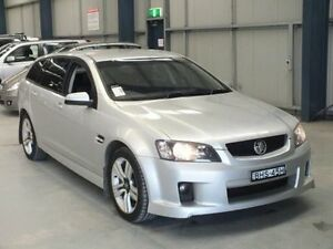 2008 Holden Commodore VE MY09.5 SV6 Silver 5 Speed Automatic Sportswagon Dubbo Dubbo Area Preview