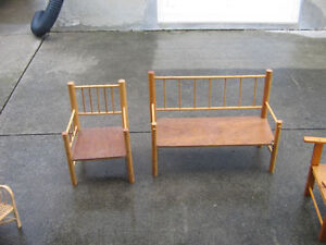 DOLL FURNITURE - REDUCED London Ontario image 4