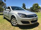 2005 Holden Astra AH MY05 CD Gold 4 Speed Automatic Hatchback