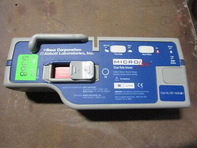 Baxa Abbott Micro Fuse Syringe Dual Rate Infuser Microfuse