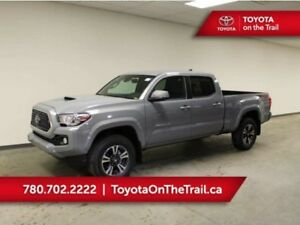 2018 Toyota Tacoma TRD SPORT 4WD DOUBLE CAB