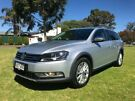 2012 Volkswagen Passat Type 3C MY13 Alltrack DSG 4MOTION Silver 6 Speed Sports Automatic Dual Clutch Somerton Park Holdfast Bay image 2