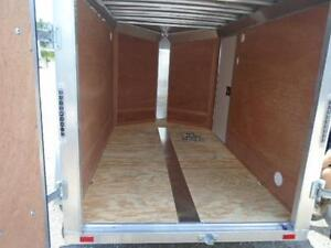 LIGHT WEIGHT CARGO TRAILER - 2017 NEO 5X8' - VERY EASY TO TOW London Ontario image 6