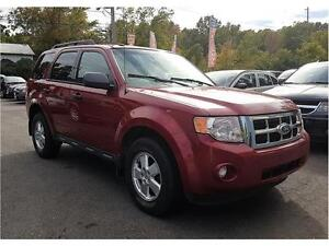 2011 Ford Escape XLT | Easy Car Loan Available for Any Credit