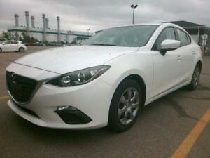 2015 Mazda Mazda3 GX *69,000KM* A/C BLUETOOTH AUTOMATIQUE