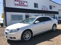 2011 Chevrolet Malibu LTZ Showroom! ONLY $208.82 Émonth! Red Deer Alberta Preview