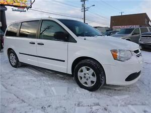 Custom Built 2011 Dodge Grand Caravan C/V Shelving Work Van Edmonton Edmonton Area image 4