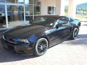 2014 FORD MUSTANG - V6 COUPE