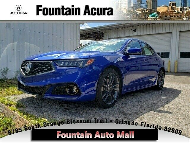 Image 1 Voiture American used Acura TLX 2020