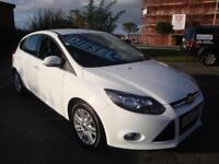 63 FORD FOCUS TITANIUM TDCI 115 BHP DIESEL *£20 ROAD TAX*