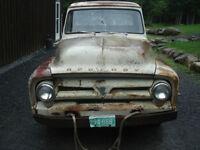 1953 Mercury M100 Pickup