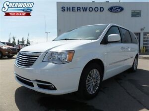 2016 Chrysler Town & Country 2ND/3RD ROW DVD, HEATED SEATS, HEAT