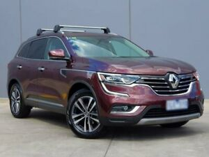 2017 Renault Koleos HZG Intens X-tronic Red 1 Speed Constant Variable Wagon Berwick Casey Area Preview