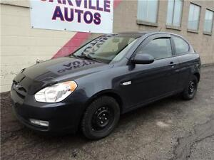 2007 Hyundai Accent GS SUNROOF AUTO SAFETY WARRANTY INCL