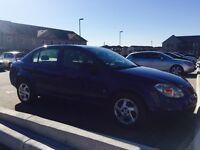 2007 Pontiac G5 Sedan only 100,000Km Certified ready to go $4495