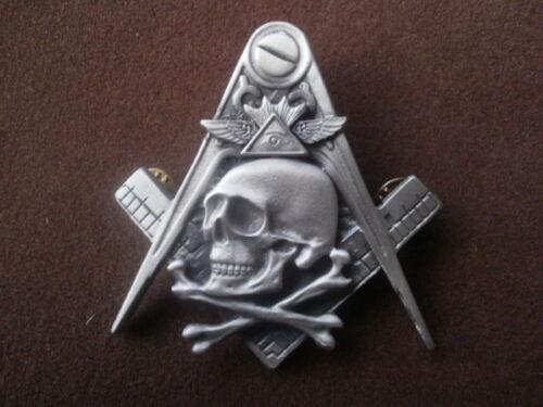 widows sons hiram abiff masonic freemasons vest badge
