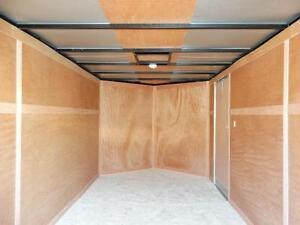 7x12 tandem enclosed cargo trailer Kitchener / Waterloo Kitchener Area image 4