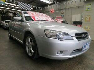 2005 Subaru Liberty MY05 2.5I Premium 4 Speed Auto Elec Sportshift Sedan Mordialloc Kingston Area Preview
