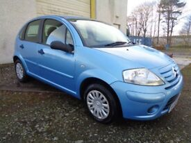 CITROEN C3 , 2006/56 REG , ONLY 21000 MILES FROM NEW , LONG MOT , GREAT CONDITION THROUGHOUT